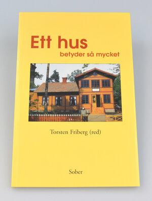 Bok: Ett hus betyder så mycket