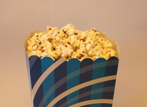 Popcornbägare 2,9 liter